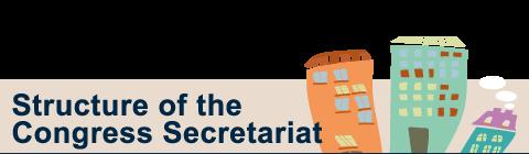 Structure of the Congress Secretariat